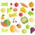 свежие · плодов · овощей · рынке · вектора · дизайна - Сток-фото © robuart