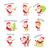 hediyeler · Noel · örnek · dizayn · kutu - stok fotoğraf © robuart