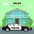 oficial · de · policía · calle · de · la · ciudad · oficial · seguridad · urbanas · policía - foto stock © robuart