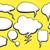 schets · doodle · speech · cloud · illustratie · ingesteld · teken - stockfoto © robuart