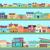 farklı · evler · binalar · ev · Internet · Bina - stok fotoğraf © robuart
