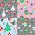 セット · 雪 · エンドレス · テクスチャ - ストックフォト © robuart