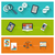 seo · 最適化 · Webデザイン · バナー · プログラミング · プロセス - ストックフォト © robuart