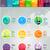 olajipar · infografika · sablon · elemek · meg · ikon · gyűjtemény - stock fotó © robuart