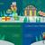 набор · веб · Баннеры · зима · праздник · празднования - Сток-фото © robuart