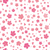 sakura flowers isolated on white seamless pattern stock photo © robuart
