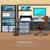 職場 · ベクトル · スタイル · デザイン · オフィス · ルーム - ストックフォト © robuart