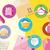 varejo · comércio · marketing · elementos · compras · on-line · ícones - foto stock © robuart