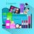 cosmético · creme · projeto · cara · mãos · cuidados · com · a · pele - foto stock © robuart