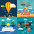 vacances · Voyage · tourisme · sport - photo stock © robuart