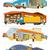ベクトル · 倉庫 · セット · 詳しい - ストックフォト © robuart