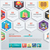 icons infographic of headwork strategy start up stock photo © robuart