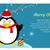 幸せ · 休日 · 陽気な · クリスマス · カード · サンタクロース - ストックフォト © robuart