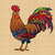 gallic rooster farm bird 2017 symbol stock photo © rogistok