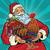 christmas · hoed · vogel · teken · illustratie - stockfoto © rogistok