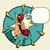Retro · telefon · vektör · bağbozumu · örnek · çiçekler - stok fotoğraf © rogistok