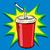 cola beaker tube fast food drink stock photo © rogistok