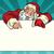 mikulás · mutat · karácsony · lista · illusztráció · mikulás - stock fotó © rogistok
