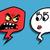 retro · woede · woede · emoties · mannelijke · gezicht - stockfoto © rogistok