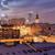 зима · Варшава · Польша · красочный · домах · старый · город - Сток-фото © rognar