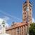 old city town hall in torun stock photo © rognar