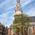 教会 · アムステルダム · 通り · アーキテクチャ · オランダ - ストックフォト © rognar