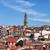 Portugalia · kościoła · dzwon · wieża - zdjęcia stock © rognar