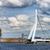 реке · Skyline · Роттердам · Нидерланды · небе · город - Сток-фото © rognar