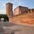 sandomierska tower and wawel castle wall in krakow stock photo © rognar