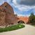 teutonic knights castle in torun stock photo © rognar