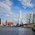 city of rotterdam cityscape in netherlands stock photo © rognar