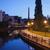 ville · Pologne · bâtiment · vert · bleu · architecture - photo stock © rognar