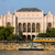 Vigado Concert Hall in Budapest stock photo © rognar