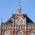 Amsterdam · centrale · stazione · primo · piano · dettagli - foto d'archivio © rognar
