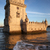 塔 · 里斯本 · 一 · 著名 · 里程碑 · 城市 - 商業照片 © rognar