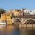 橋 · 川 · アンダルシア · スペイン · 水 · 建物 - ストックフォト © rognar