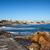 resort · stad · Portugal · pittoreske · kasteel · pier - stockfoto © rognar