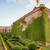 montjuic castle in barcelona stock photo © rognar