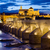 cathedral mosque and roman bridge in cordoba stock photo © rognar