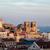 Lisbon Skyline at Sunset stock photo © rognar
