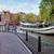acqua · canale · giro · turistico · turismo · barca · Amsterdam - foto d'archivio © rognar