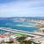 ジブラルタル · 滑走路 · ラ · 景観 · 空港 · スペイン - ストックフォト © rognar