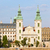 Inner City Parish Church in Budapest stock photo © rognar