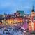 Рождества · время · Варшава · рождественская · елка · люди · замок - Сток-фото © rognar