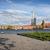 rotterdam · skyline · rivier · promenade · stad · nieuwe - stockfoto © rognar