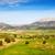 manzara · İspanya · bulutlar · üzerinde · güney · malaga - stok fotoğraf © rognar