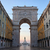 boog · Lissabon · Portugal · commerce · vierkante · retro - stockfoto © rognar