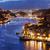 stadsgezicht · nacht · oude · binnenstad · historisch · stad · centrum - stockfoto © rognar