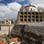 klooster · top · heuvel · huis · stad · kerk - stockfoto © rognar
