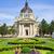 spa · Budapeşte · Macaristan · Bina · yeşil - stok fotoğraf © rognar